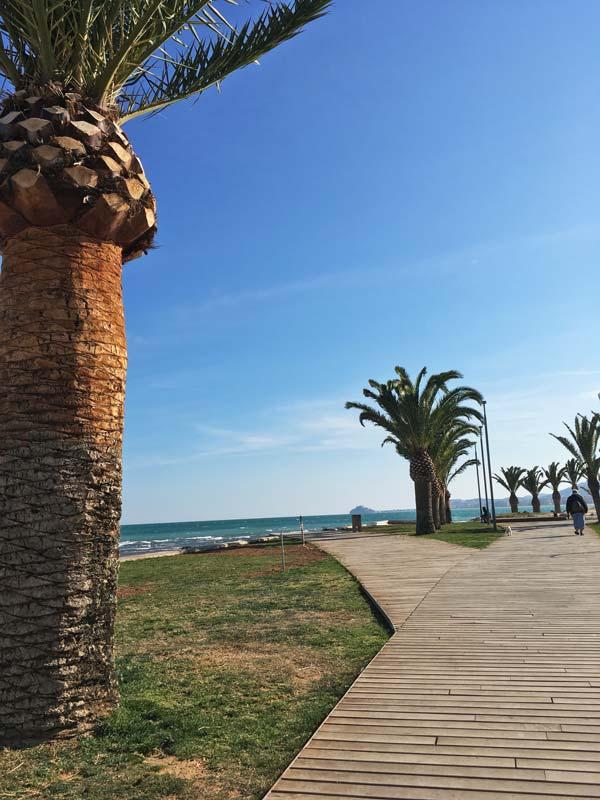 Benicarló playas