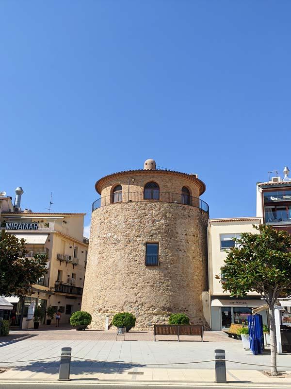 Torre casco antiguo de Cambrils