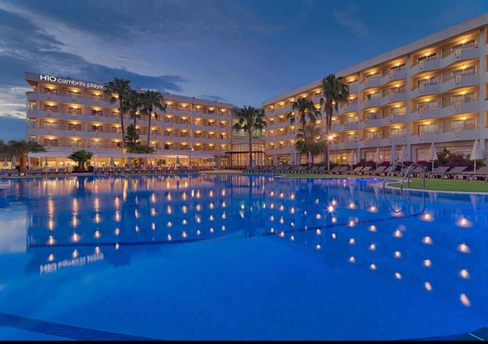 Hotel H10 Cambrils Playa, en Cambrils