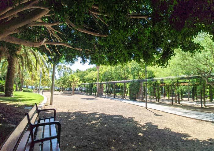 Parque del Pescador, Cambrils