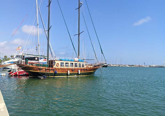 Puerto de Cambrils