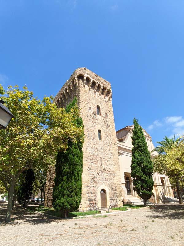 Torre del santuari del camí, Cambrils