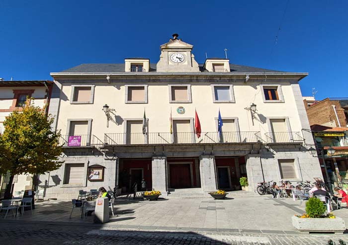 Ayuntamiento de Cercedilla