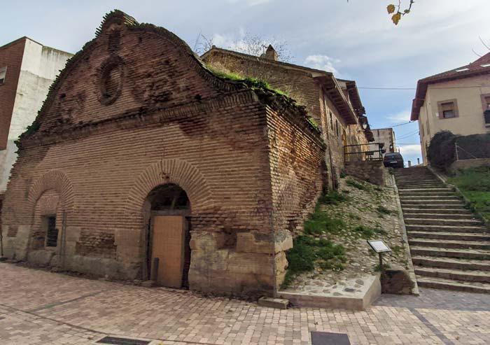 Bodega del Arrabal, en Talamanca de Jarama