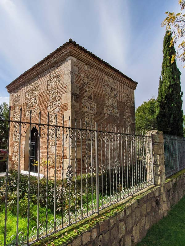 Ermita de la Soledad, Talamanca de Jarama