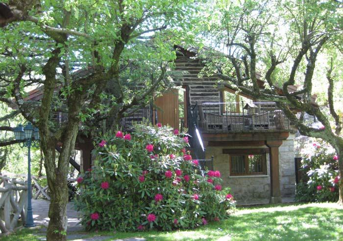 Hotel rural Los Frutales, en Cercedilla