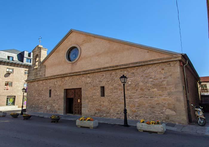 Iglesia de Nuestra Señora del Carmen en Cercedilla