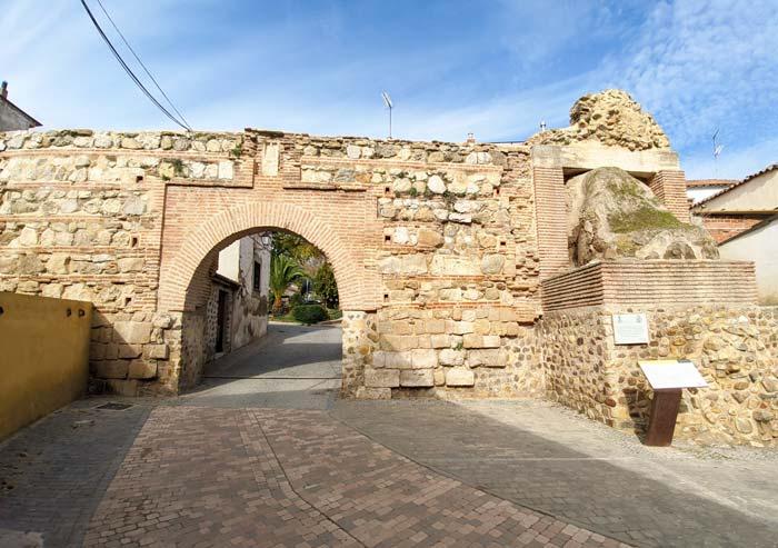 Muralla antigua de Talamanca de Jarama