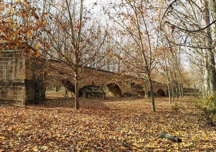 Puente romano de Talamanca de Jarama
