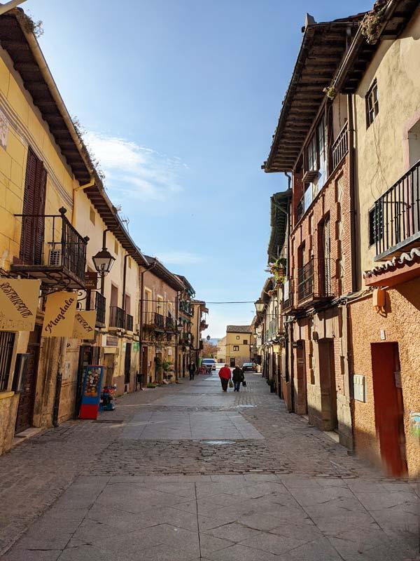Calejuelas en Torrelaguna
