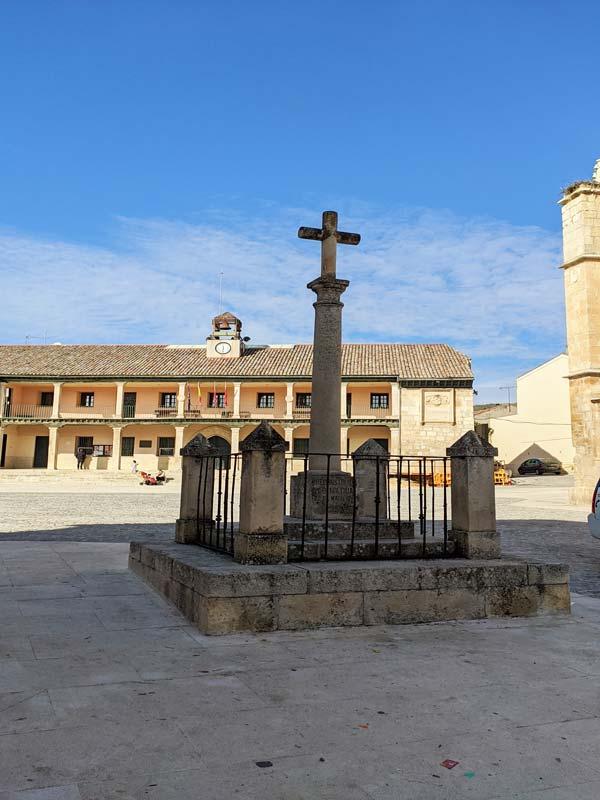 Cruz del Cardenal Cisneros