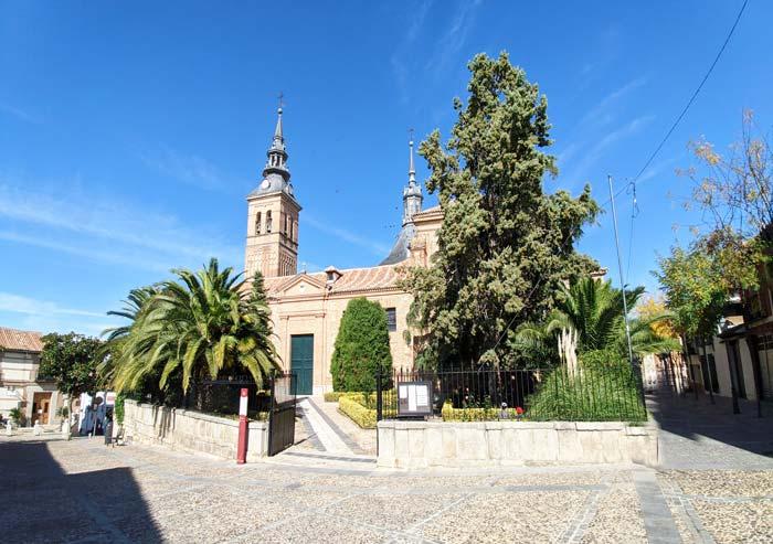 Iglesia de Nuestra Señora de la Asunción, Navalcarnero
