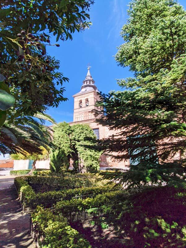 Iglesia de Nuestra Señora de la Asunción en Navalcarnero