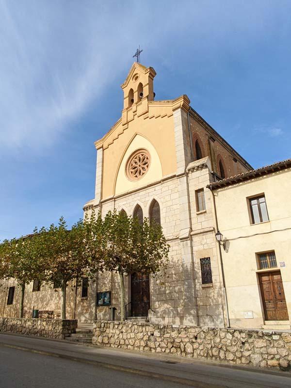 Iglesias y monumentos en Torrleguna