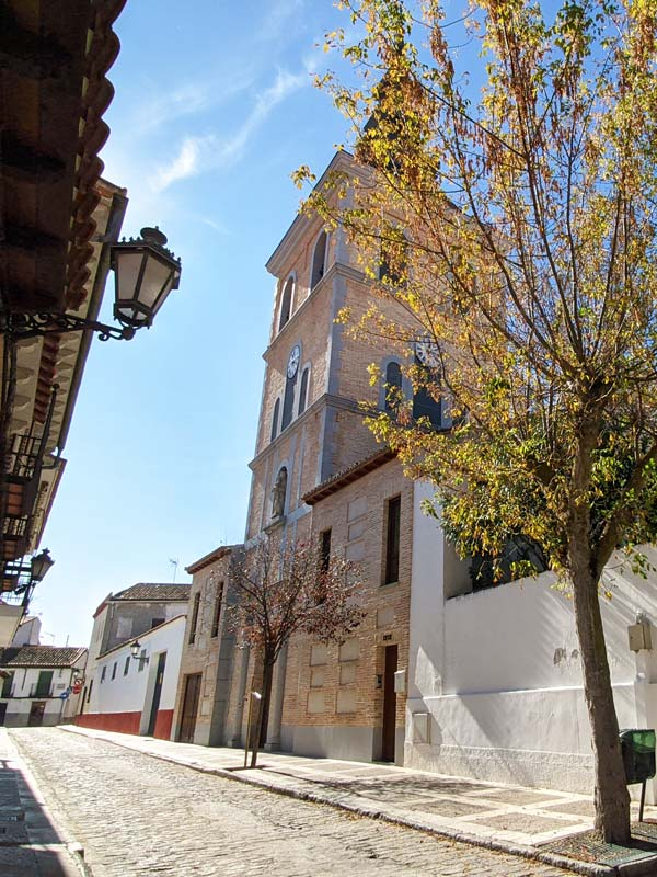 Ermitas e iglesias en Navalcarnero