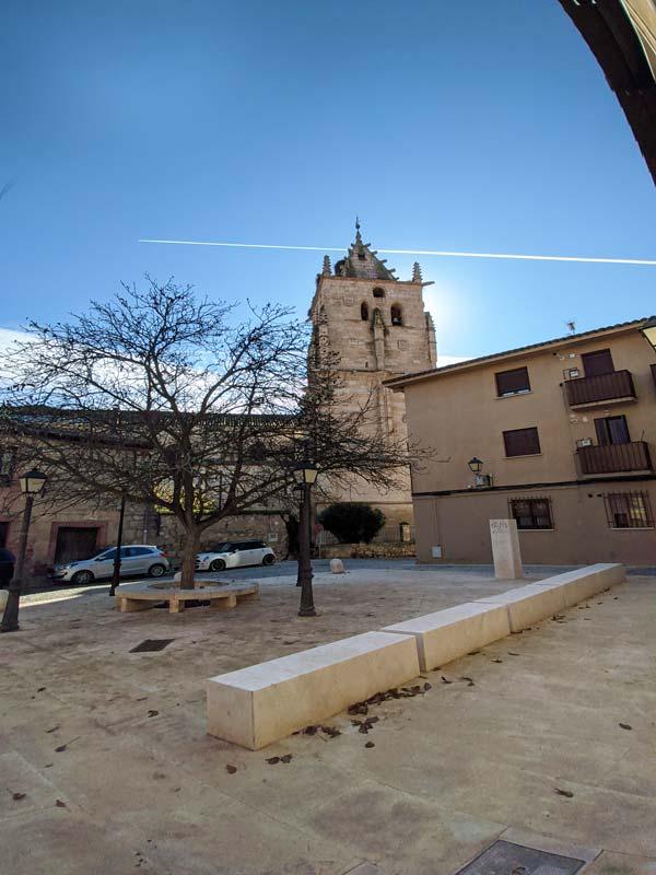 Iglesia en Torrelaguna
