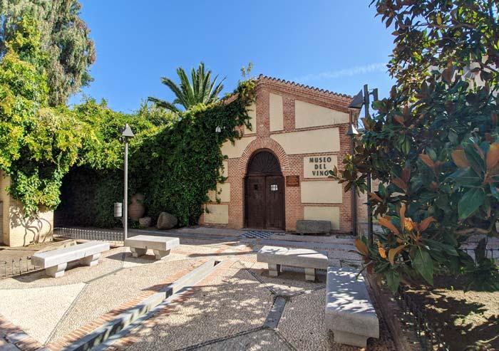 Museo del Vino en Navalcarnero