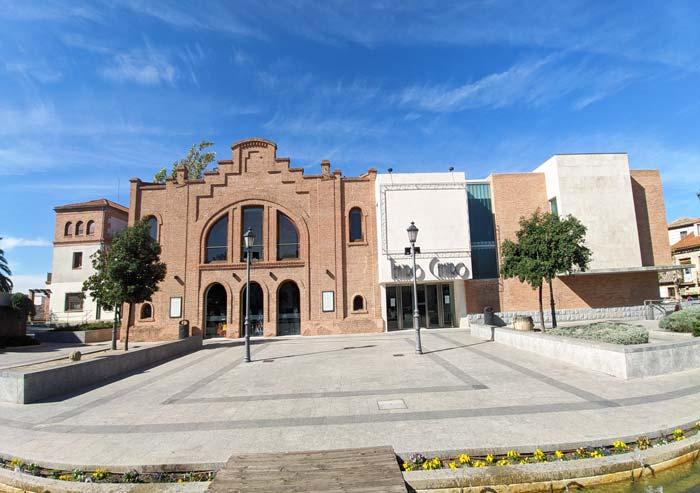 Teatro Central en Navalcarnero