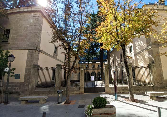 Casa de la Cultura en San Lorenzo del Escorial