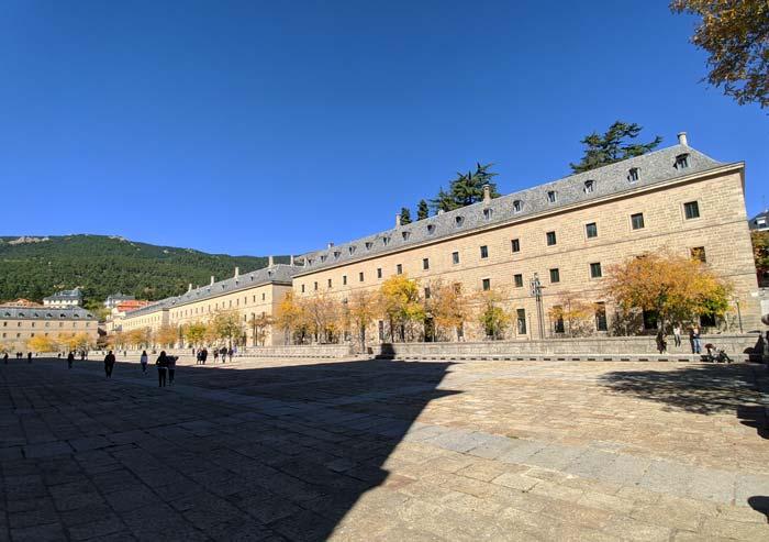 Casas de los Oficios en San Lorenzo del Escorial