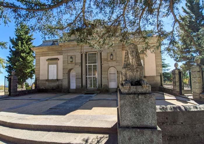 Casita del Infante en San Lorenzo del Escorial