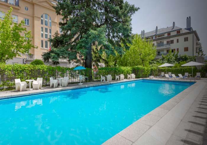 Hotel Exe Victoria Palace, Escorial