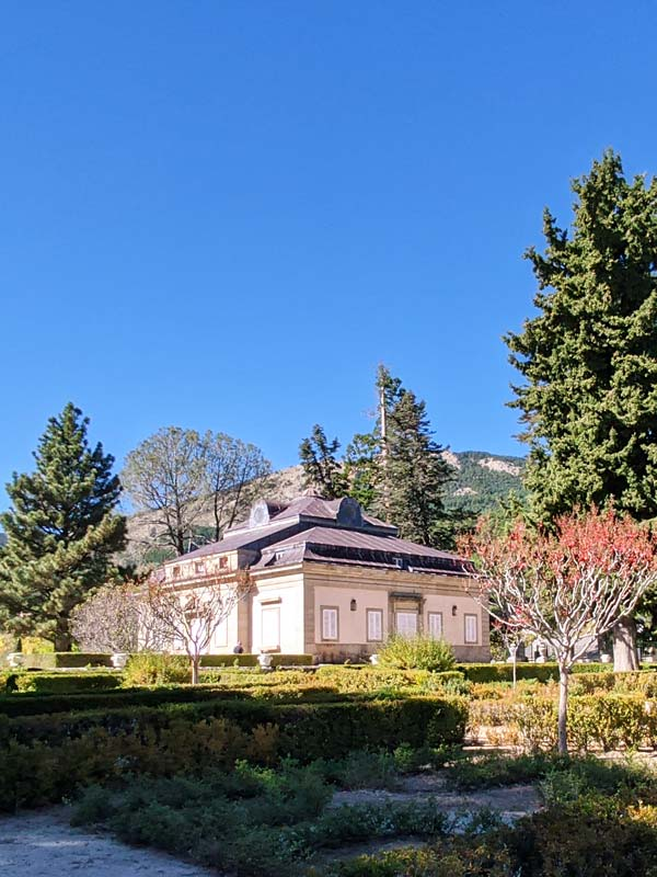 Casita del Infante, San Lorenzo del Escorial, Madrid