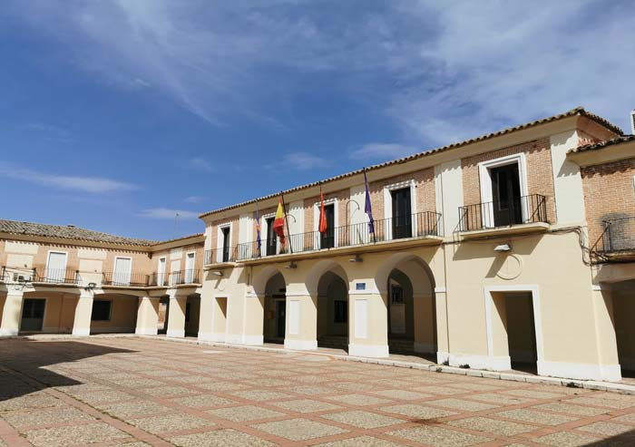 Ayuntamiento de El Cortijo de San Isidro