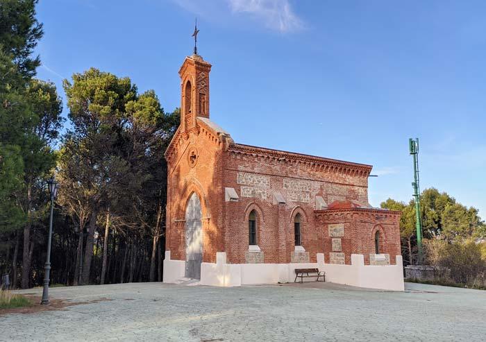 Ermita de San Isidro en El Molar