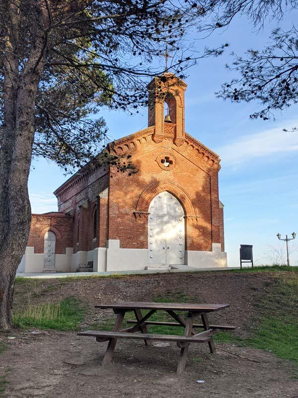 Ermita de San Isidro, El Molar