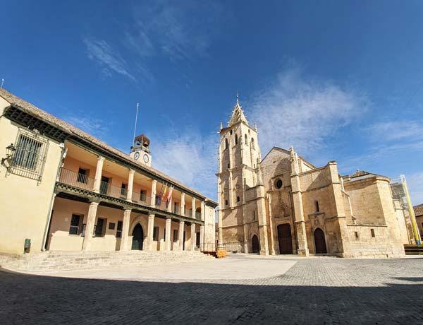 Pueblo de Torrelaguna