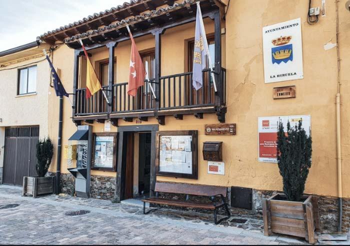Ayuntamiento de La Hiruela