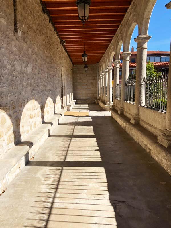 Iglesia de Manzanares el Real