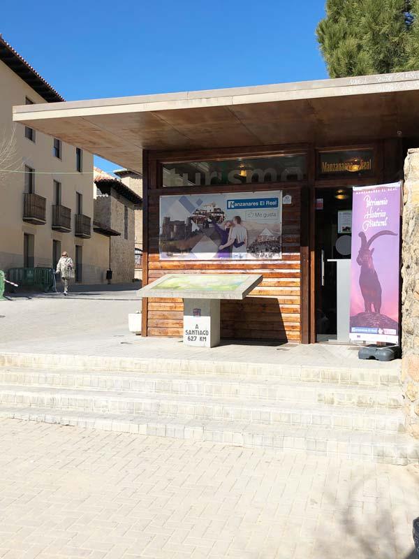 Oficina de Turismo de Manzanares el Real