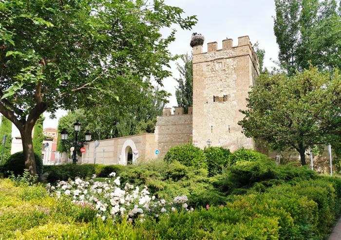 Antigua Muralla de Alcalá de Henares