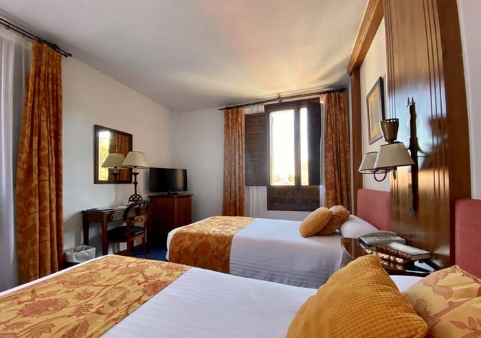 Hotel El Bedel, Alcalá de Henares