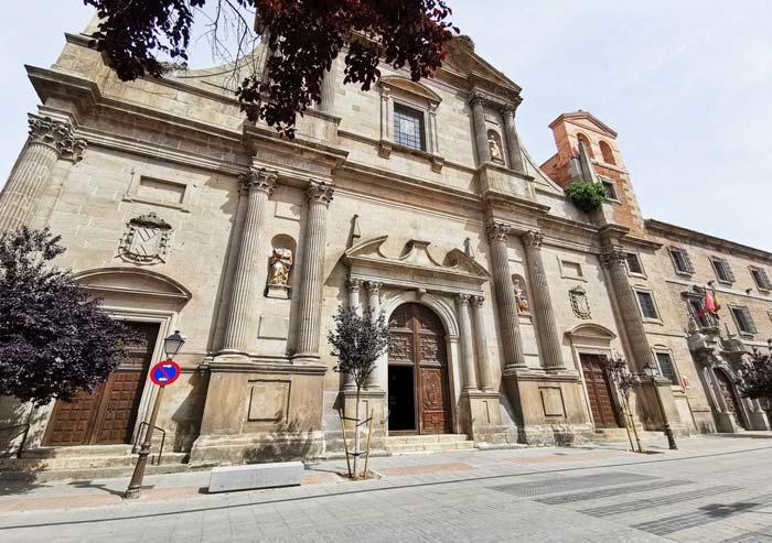 Iglesia de Santa María la Mayor, Alcalá de Henares
