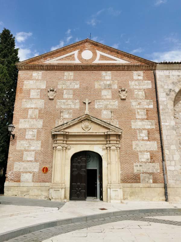 Oficina de Turismo de Alcalá de Henares, Capilla del Oidor