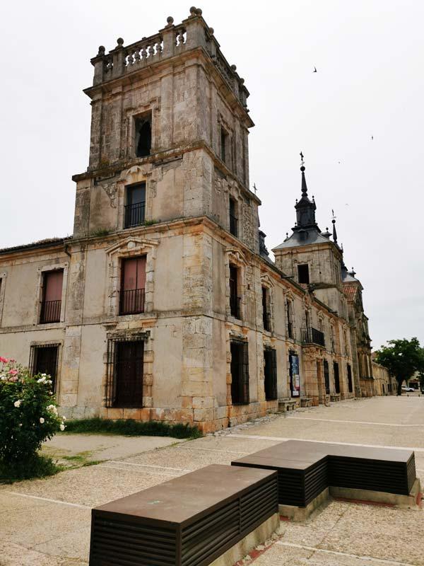 Torre de Palacio de Goyeneche, en Nuevo Baztán