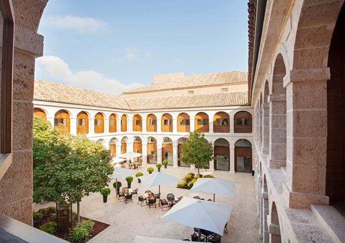 Hotel Parador de Alcalá de Henares