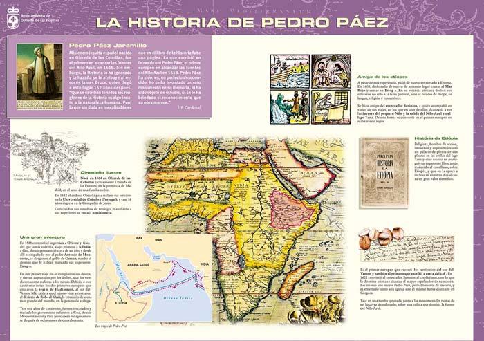 Pedro Páez y Olmeda de las Fuentes