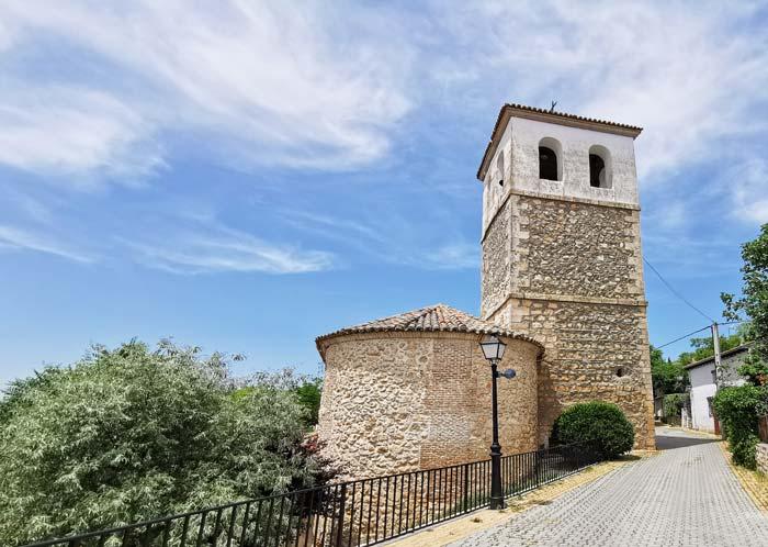 Iglesia de San Pedro de Olmeda de las Fuentes