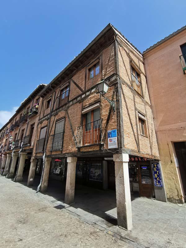 Calle Mayor, Alcalá de Henares, Barrio Judío