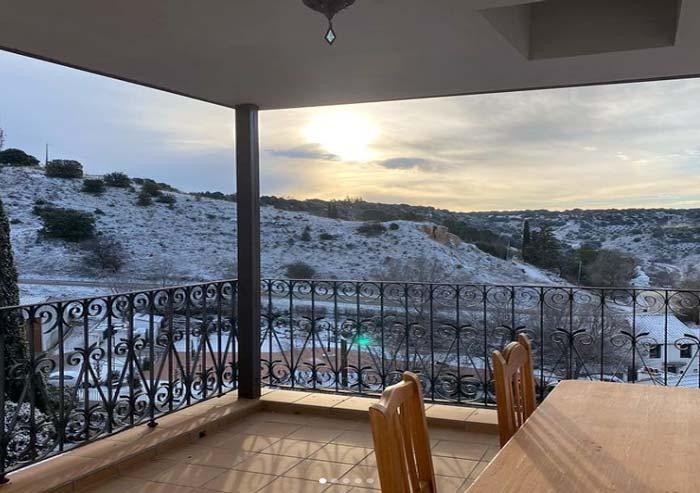 Casa El Mirador del Chorrrillo, Olmeda de las Fuentes