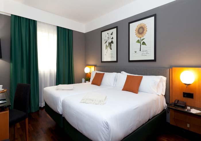 Hotel Malcom and Barret en Valencia