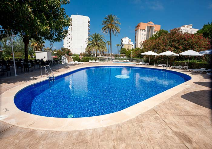 Hotel Tres Anclas en Gandía