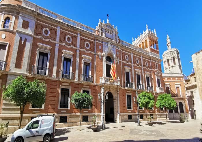 Jardines del Turia en Valencia