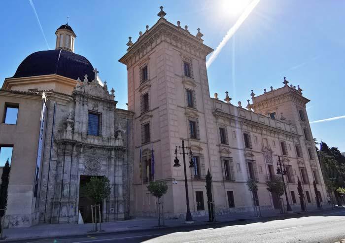 Palacio de Bellas Artes de Valencia