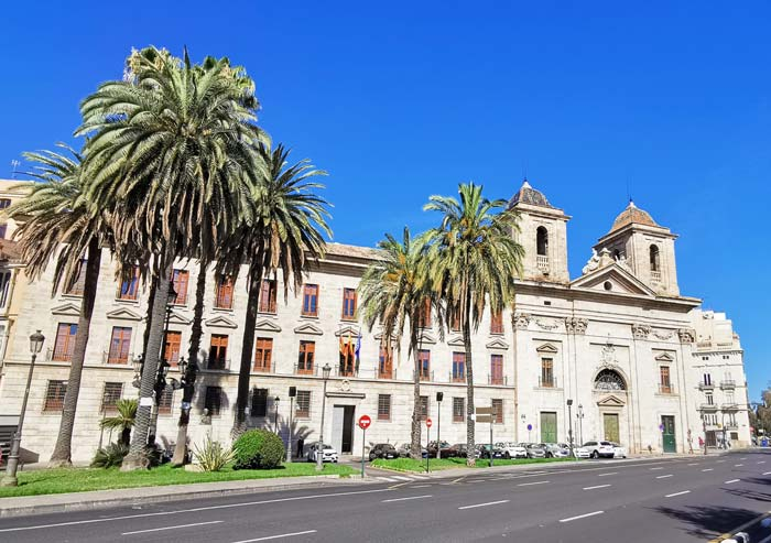 Palacio de Justicia de Valencia