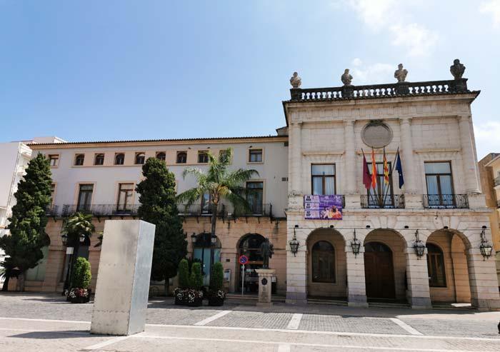 Plaza Mayor de Gandía